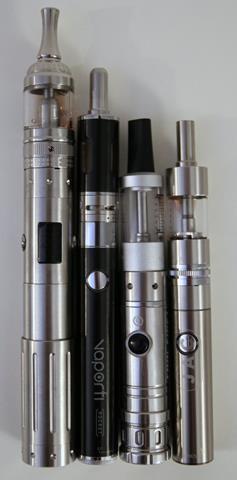 Advanced Personal Vaporizers(APVs/MODs)