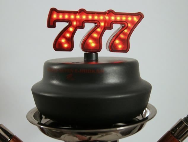777 Triple Seven E-Hookah Review