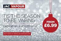 JAC Vapour Christmas Deals