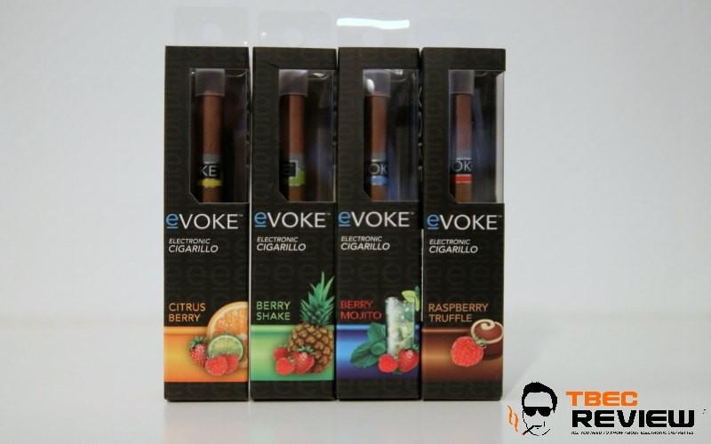 Cigarillo eVoke Smoke Review