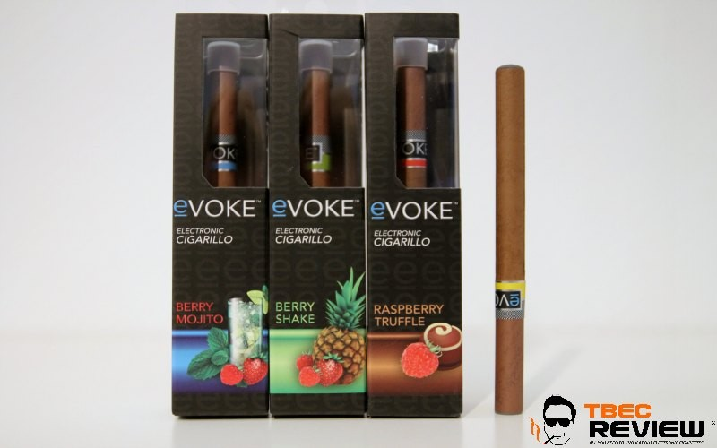 eVoke Smoke Cigarillo Review