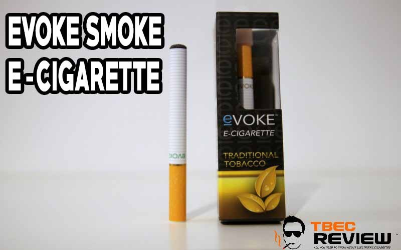 eVoke Smoke Disposable E-Cigarette Review