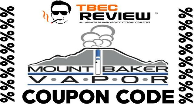 Mt baker vapor coupon codes