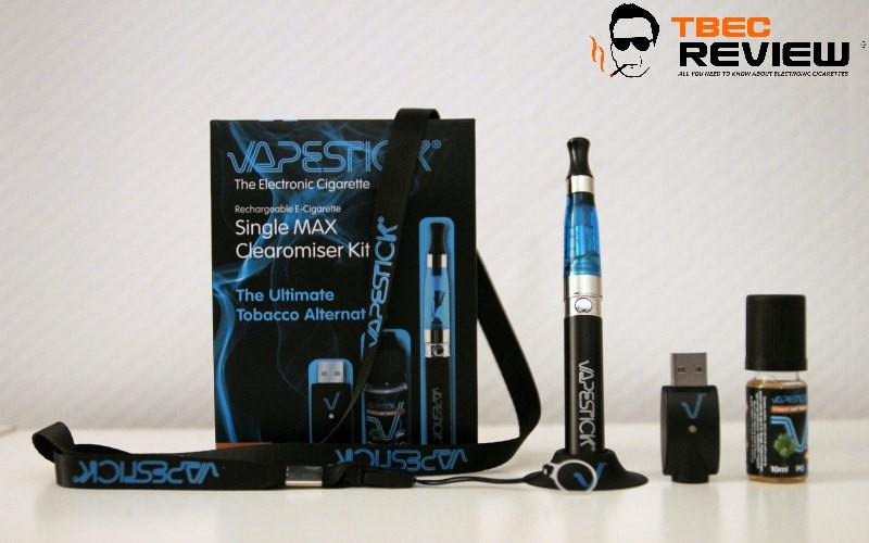 Vapestick Single Max Clearomiser Review