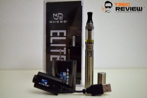 NEWHERE E-Liquid Elite Vaporizer Boss E-Cigar Review