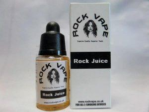 Rock Vape E-Liquid Review