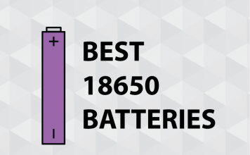 Best 18650 Batteries 2016