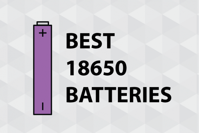 Best 18650 Batteries 2016