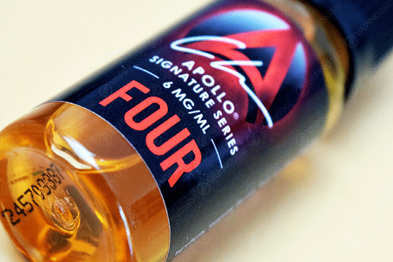 Apollo Signature E-Liquid (Four)