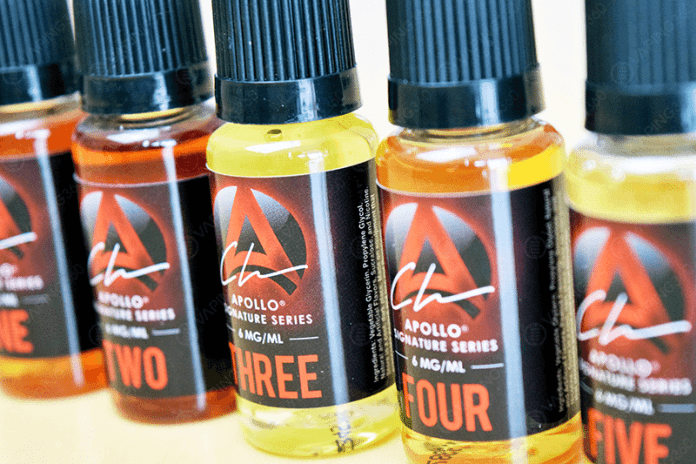 Apollo Signature E-Liquid Line