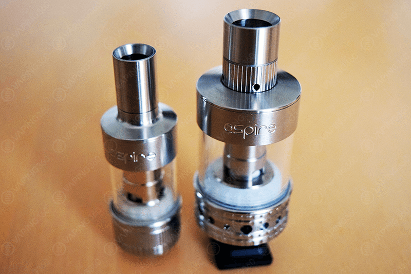 Aspire Atlantis V1 vs. Aspire Atlantis Mega