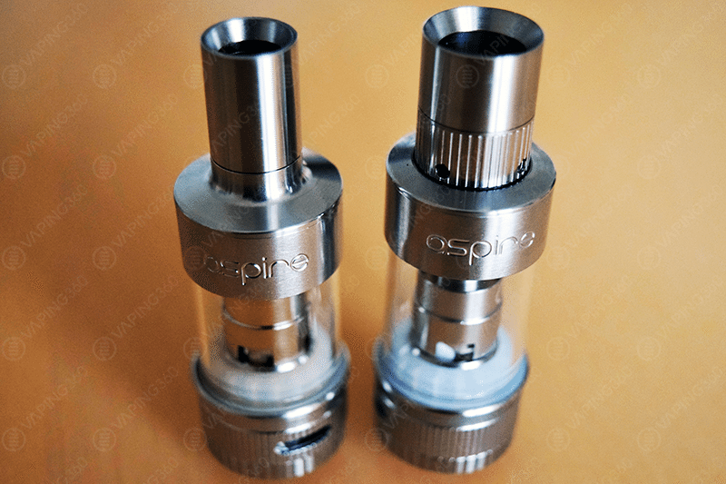 Aspire Atlantis V1 vs. Aspire Atlantis V2