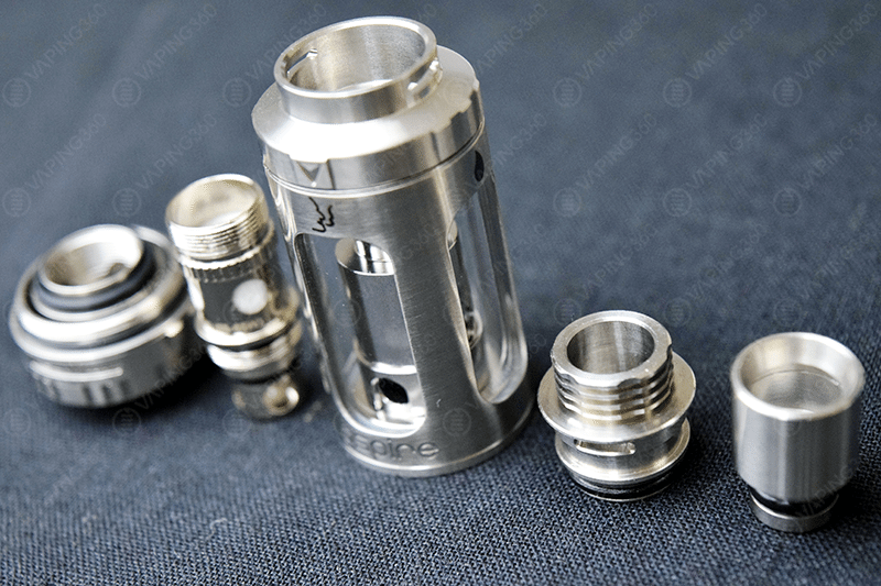 Aspire Triton Disassembled