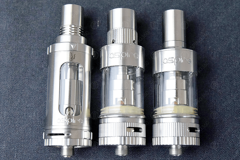 Aspire Triton, Aspire Atlantis V2 and Atlantis