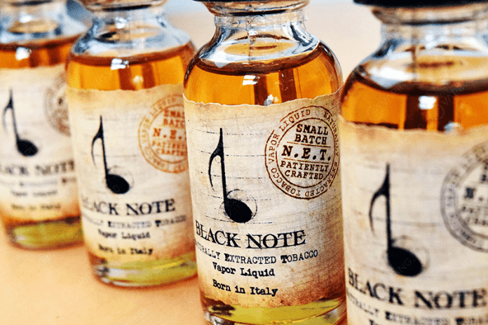 Black Note E-Liquid