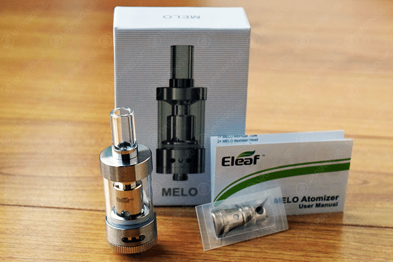 Eleaf Melo Kit Content