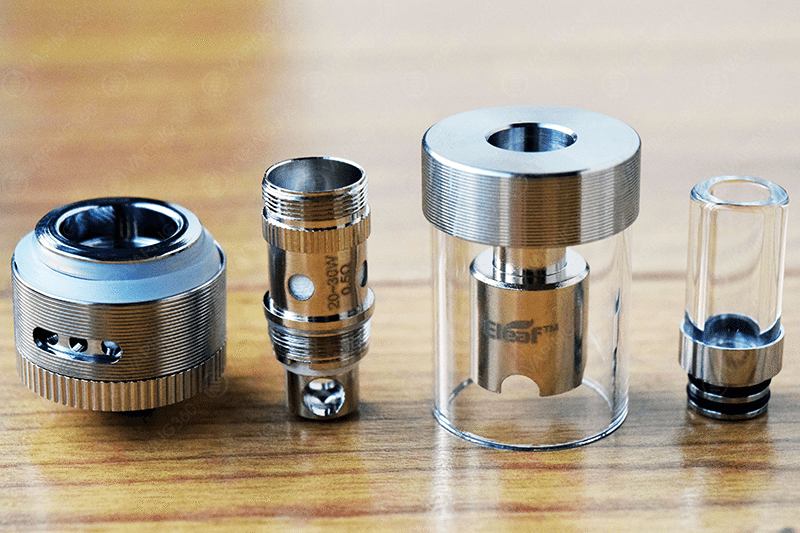 Eleaf Melo Disassembled