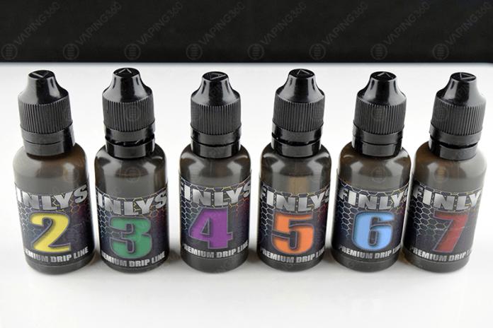 FINLYS E-Liquid Flavors 2-7