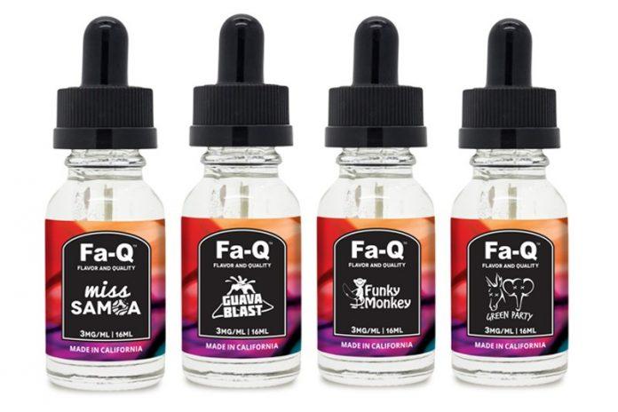 Fa-Q DripTonic E-Liquid