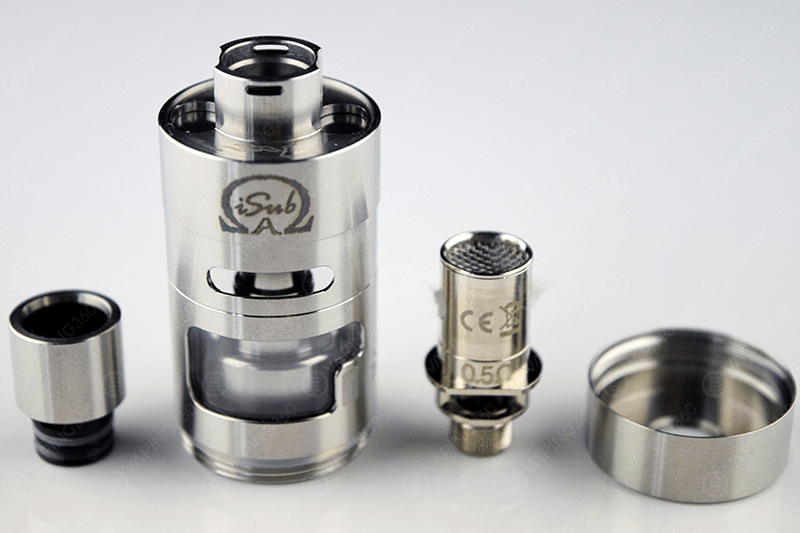 Innokin iSub Apex Disassembled