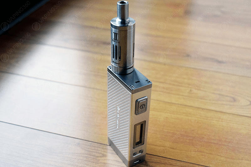 Joyetech Delta II on the Innokin MVP 3.0