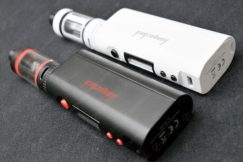 Kanger SUBOX Mini White and Black Edition