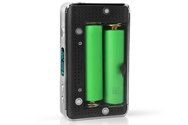 Koopor Plus Battery Compartment