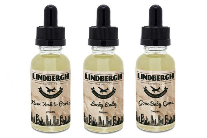 Lindbergh E-Liquid Line