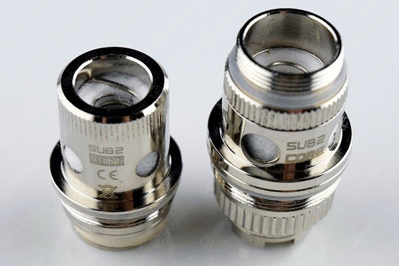Modvapa SUB2-MK2 Mini 0.5 Ohm Coil and SUB2-MK2 0.5 Ohm Coil