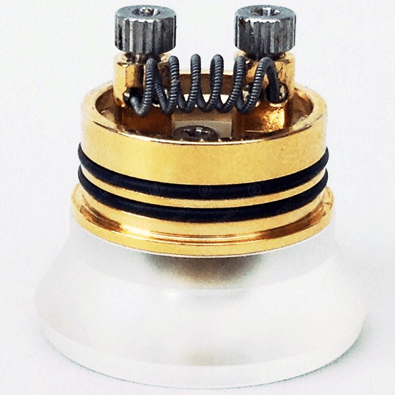 Petri RDA V1.5 Coil Spacing