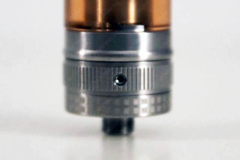 Vaporfi Rebel II Small Airflow Hole