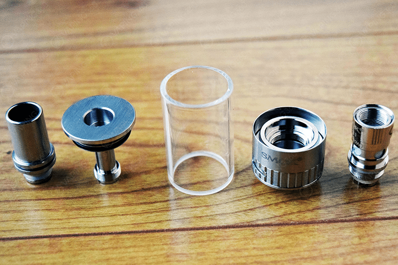 SMOK VCT Disassembled
