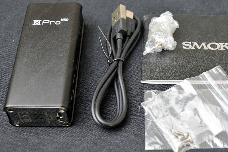 SMOK xPRO M65 Kit Content