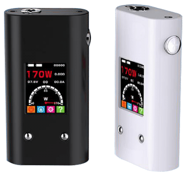 SMY 170W TC Black and White