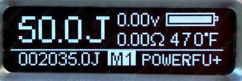 SX Mini M-Class Mini Screen2
