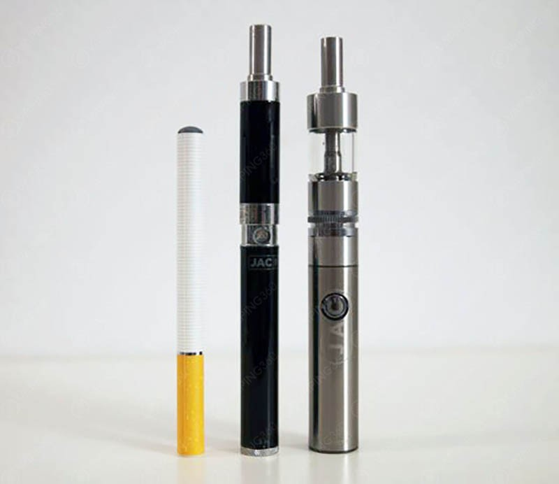 JAC Vapour Series-E Size Comparison