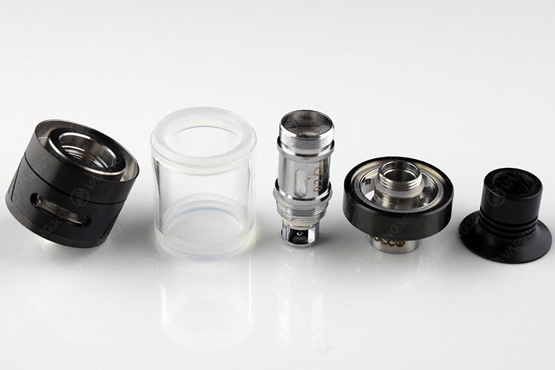 Tobeco Supertank Mini Disassembled