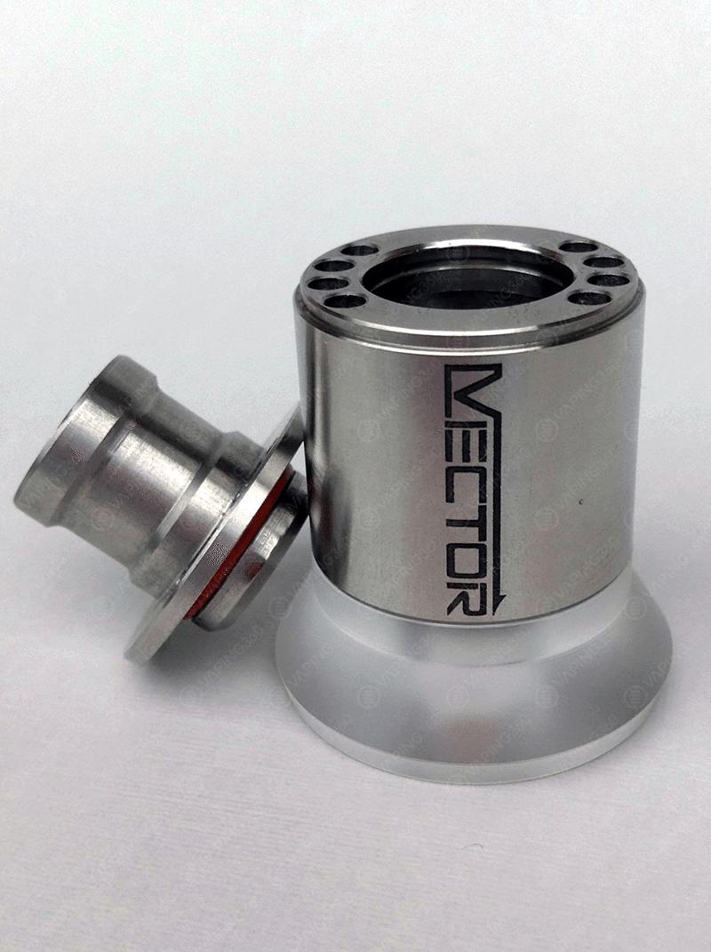 VLS Vector RDA Cap Off