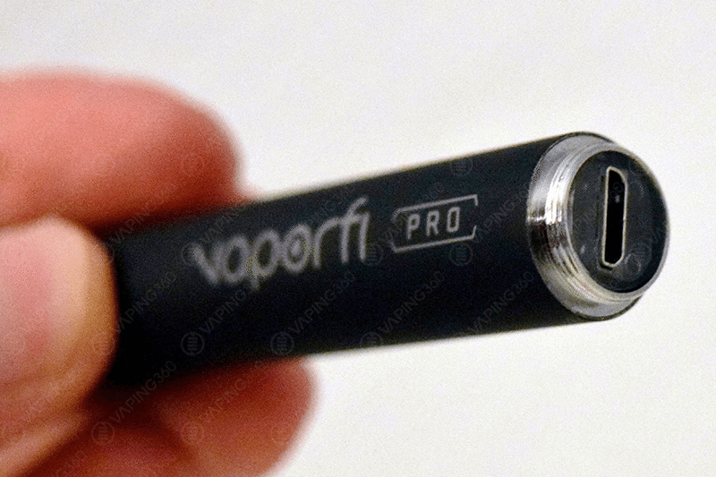 Vaporfi Pro Micro USB Charging Port
