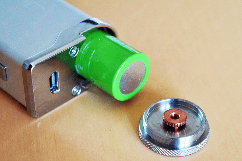 Vaporfi VOX II Battery Compartment