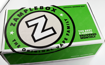 Zamplebox Packaging