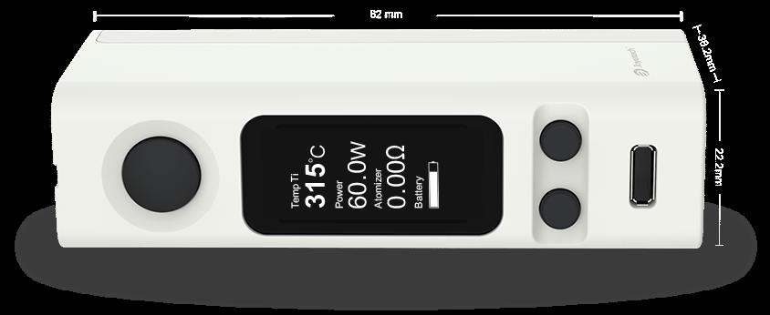 Joyetech Evic VT-Mini Mod White