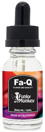 Fa-Q DripTonic E-Liquid Funky Money