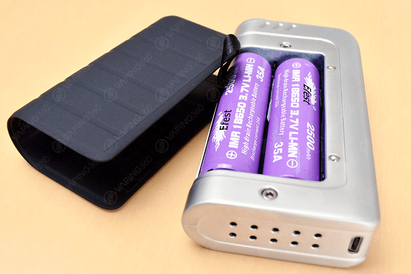 iPV 4 Battery Compartment