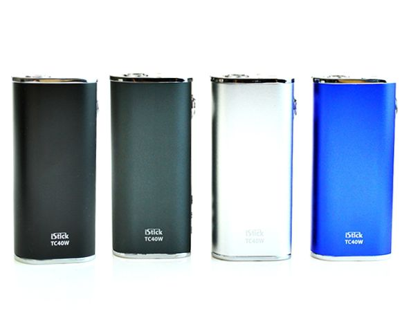 iStick 40W TC Color Variations