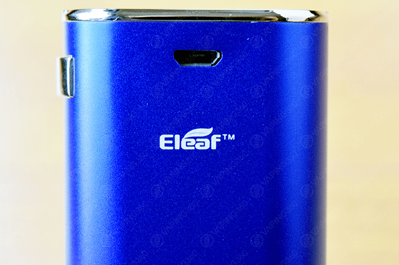 Eleaf iStick 50W Micro USB Port