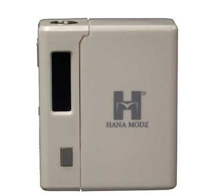 Hana Modz One Dual 18650s (White)