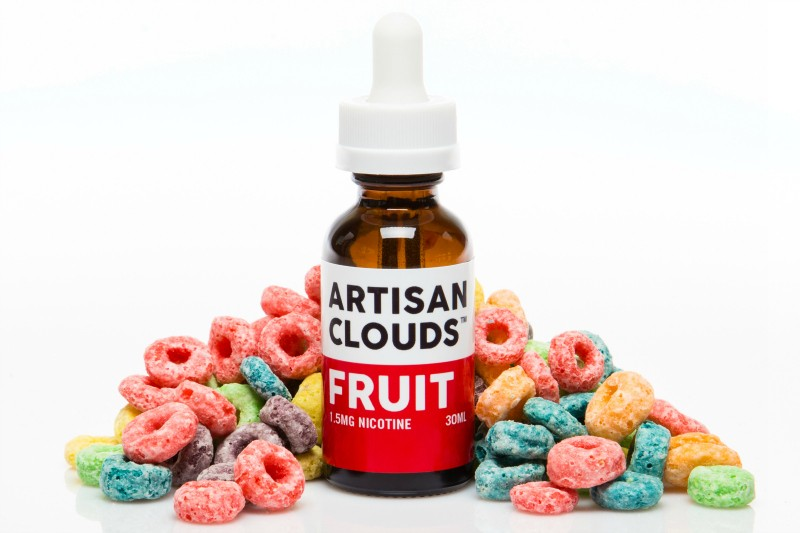 Artisan Clouds Cereal Fruit