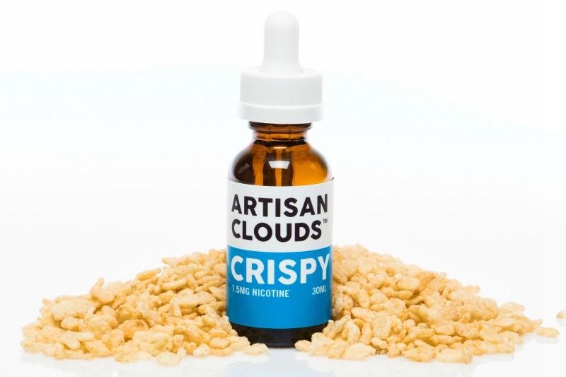 Artisan Clouds Crispy