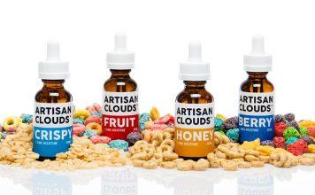 Artisan Clouds E-Liquid
